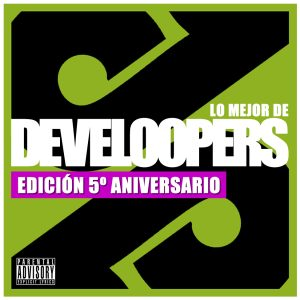 Frontal CD Recopilatorio - Lo mejor de DEVELOOPERS